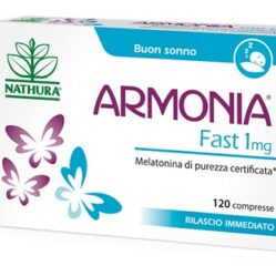 ARMONIA FAST 1 MG MELATONINA 120 COMPRESSE