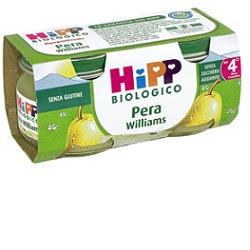 HIPP BIO OMOGENEIZZATO PERA WILLIAMS 100% 2X80 G