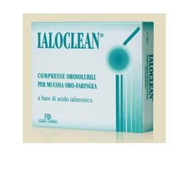 IALOCLEAN 30 COMPRESSE OROSOLUBILI 1,2 G