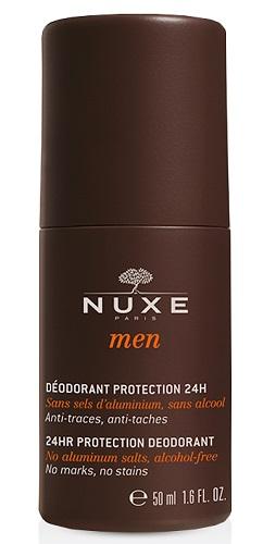 NUXE MEN DEODORANT PROTECTION 24H 50ML
