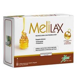 MELILAX ADULTI MICROCLISMI 6 PEZZI 10 G