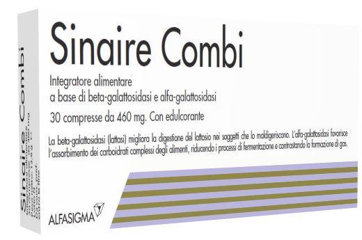 SINAIRE COMBI 30 COMPRESSE