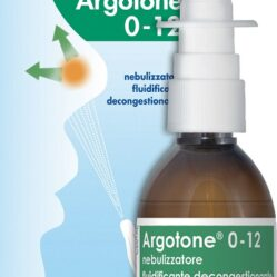 ARGOTONE 0-12 SPRAY NASALE DECONGESTIONANTE 20 ML