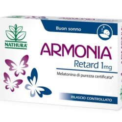 ARMONIA RETARD 1MG 30 COMPRESSE