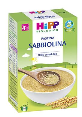 HIPP BIO HIPP BIO PASTINA SABBIOLINA 320 G