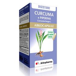 CURCUM+PIPER ARKOCAPSULE 45 CAPSULE