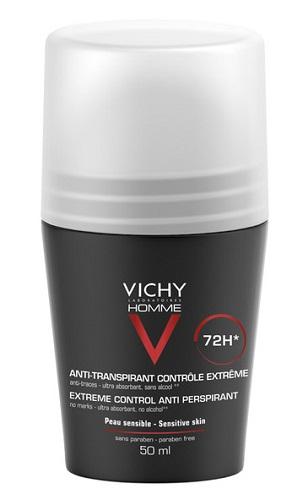 VICHY HOMME DEO ROLL-ON ANTI-TRASPIRANTE 50 ML