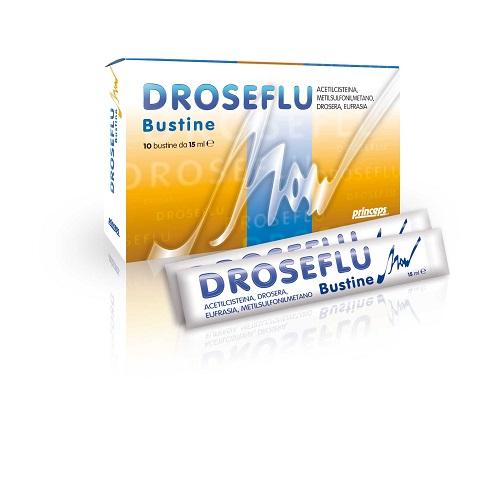 DROSEFLU 10 BUSTINE 15 ML