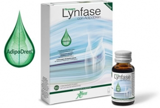 LYNFASE FITOMAGRA 12 FLACONCINI 15 G