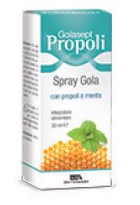 GOLASEPT PROPOLI SPRAY GOLA ADULTI 30 ML