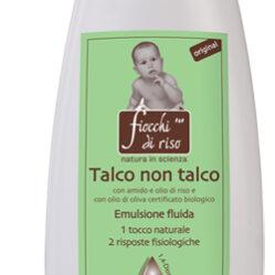 FIOCCHI DI RISO TALCO NON TALCO ORIGINAL 120 ML