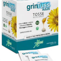 GRINTUSS ADULTI 20 COMPRESSE CON POLIRESIN 1,5 G