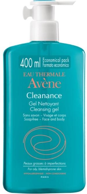 EAU THERMALE AVENE CLEANANCE GEL DETERGENTE 400 ML