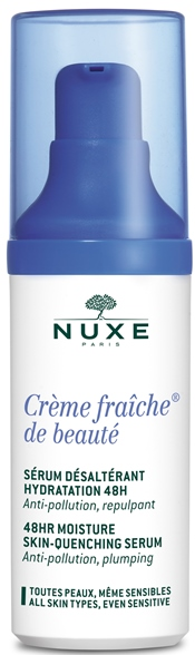 NUXE CREME FRAICHE DE BEAUTE SERUM BOOSTER D HYDRATATION 48 H 30 ML