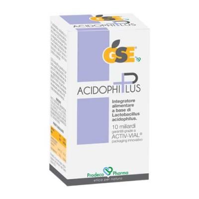GSE ACIDOPHIPLUS 30 CAPSULE