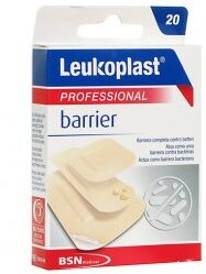 LEUKOPLAST BARRIER 20 PEZZI ASSORTITI