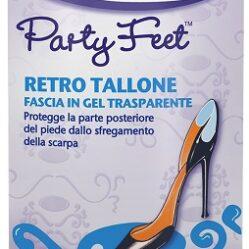 PLANTARE ORTOPEDICO PER RETRO TALLONE PARTY FEET SCHOLL GEL ACTIV 1 PAIO