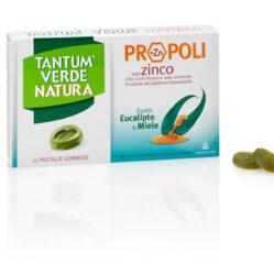 TANTUM VERDE NATURA PASTIGLIE GOMMOSE EUCALIPTO & MIELE 30 G