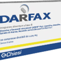 DARFAX 20 COMPRESSE DIVISIBILI