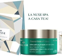 NUXE NUXURIANCE CORPS GIFT 1 NUXURIANCE ULTRA CREME CORPS 200 ML + 1 NUXE CANDLE