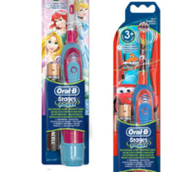 ORALB POWER ADVANCE 400 KIDS SPAZZOLINO