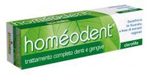 HOMEODENT DENTIFRICIO CLOROFILLA 75 ML