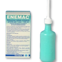 ENEMAC*FL 130ML 16,1+6/100ML