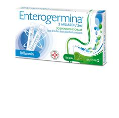 ENTEROGERMINA*OS 10FL 2MLD/5ML