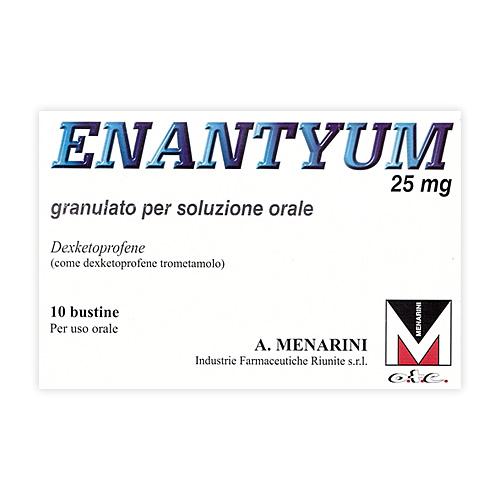 ENANTYUM*10BUST OS GRAT 25MG