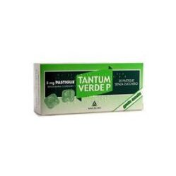 TANTUM VERDE P*20PASTL 3MG MEN