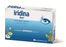 IRIDINA DUE*COLL 10FL0,5ML0,05