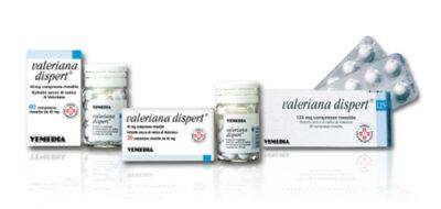 VALERIANA DISPERT*30CPR RIV45M