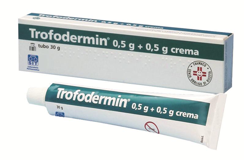 TROFODERMIN*CR DERM30G 0,5+0,5