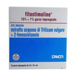 FITOSTIMOLINE*10GARZE 15%