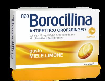 NEOBOROCILLINA ANT OR*16PAS LI