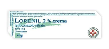 LORENIL*CREMA 15G 2%