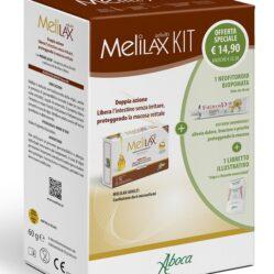 MELILAX ADULTI KIT COMPOSTO DA MELILAX ADULTI + NEOOFITOROID POMATA
