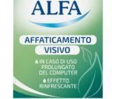 COLLIRIO ALFA AFFATICAMENTO VISIVO 10 ML