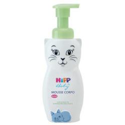 HIPP MOUSSE CORPO GATTO 150 ML